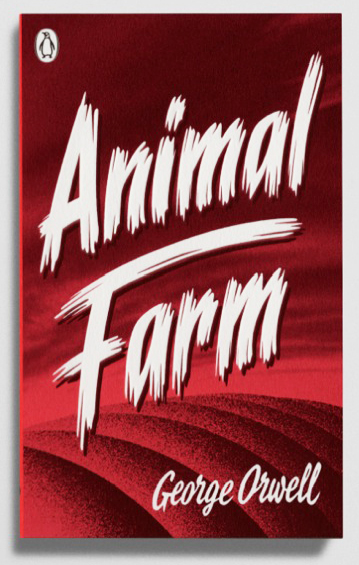 """Cover of George Orwell's """"Animal Farm"""""""