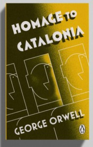 "Cover of George Orwell's ""Homage to Catalonia"""
