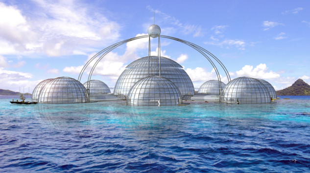 Sub Biosphere illustration