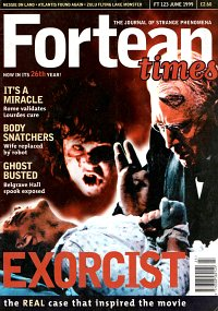 Fortean Times cover 123 - June 1999