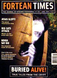 Fortean Times cover 146 - May 2001