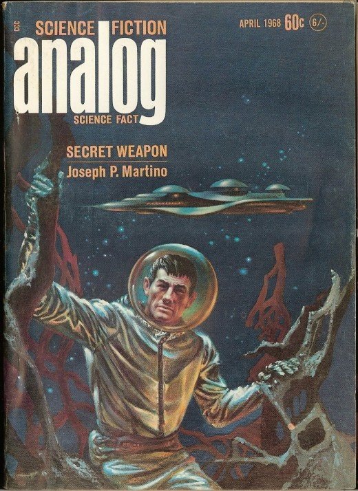 Analog magazine cover 1968