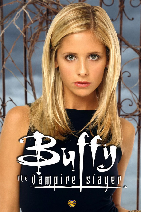 Buffy the Vampire Slayer TV show poster