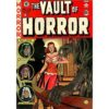 """The Vault of Horror"" comic book cover"