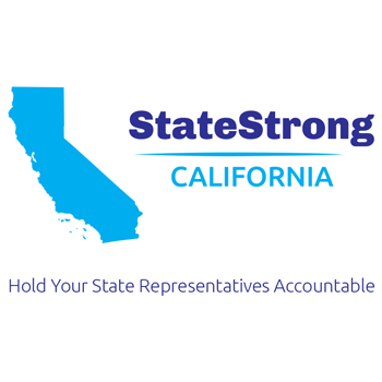 StateStrong California logo