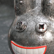 """""""Steampunk"""" rabbit collectible toy"""