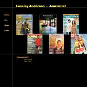 Lessley Anderson website