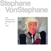 Stephane von Stephane website
