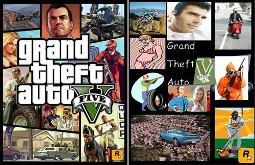 Grand Theft Auto box