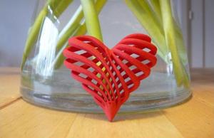 Shapeways heart