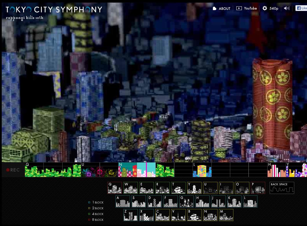 Tokyo City Symphony screenshot