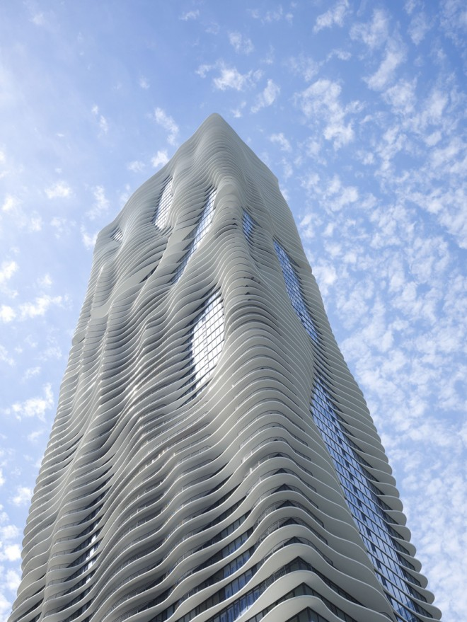 Aqua Tower, Chicago