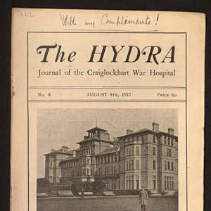 Cover of The Hydra journal