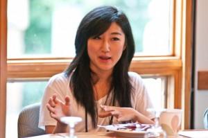 Polyvore CEO Jess Lee