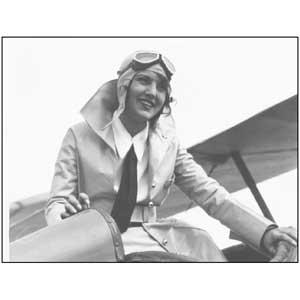 Aviatrix Ruth Elder
