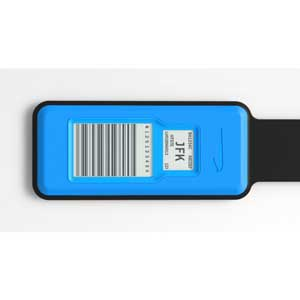 e-luggage tag