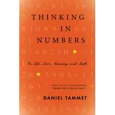 """Thinking In Numbers"" book cover"