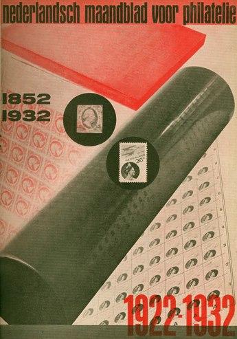 Piet Zwart stamp