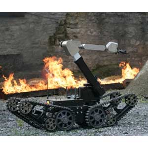 Team Telerob robot