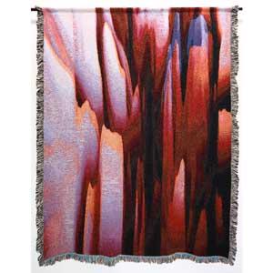 Glitched blanket