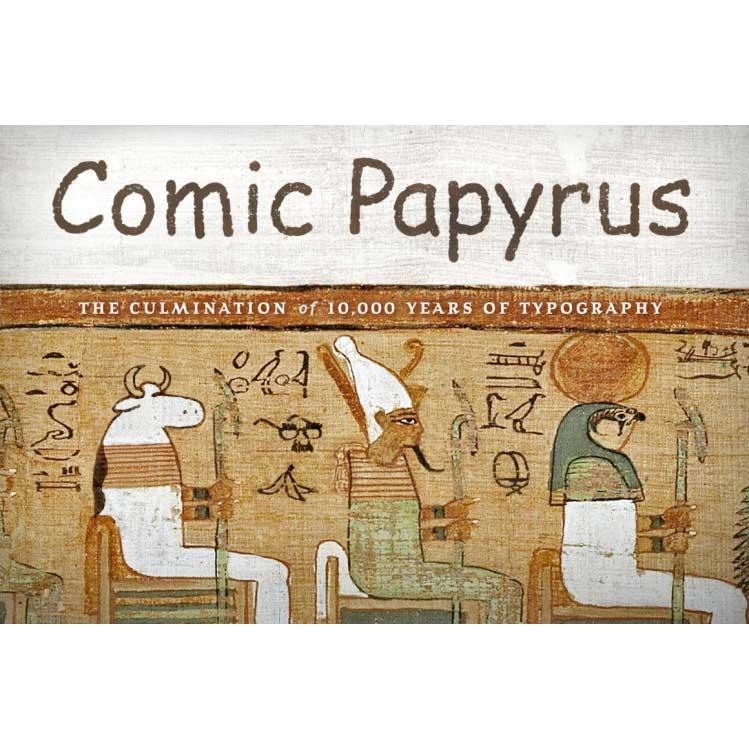 Comic Papyrus