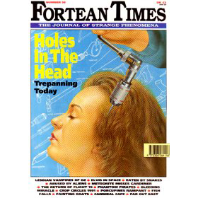 Fortean Times cover 058 - July 1991