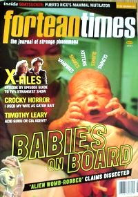 Fortean Times cover 085 - February/March 1996