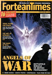 Fortean Times cover 170 - May 2003