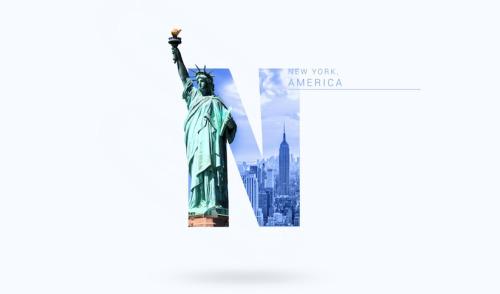 """New York """"N"""""""