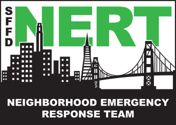Two-color NERT logo