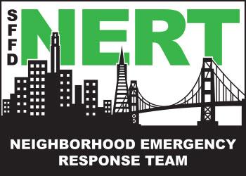 Two-color NERT logo