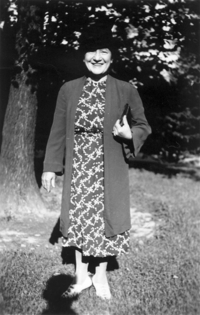 Grandmother Frances Weingarten Ginzler