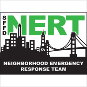 Neighborhood Emergency Response Team (NERT) logo