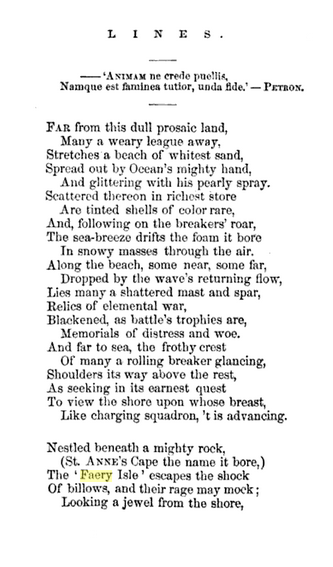 Faery Font poem 1