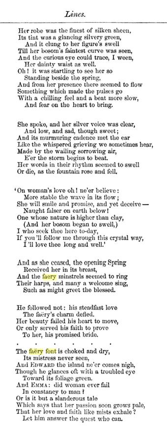 Faery Font poem 3