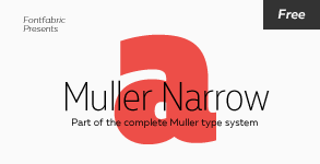 Muller Narrow type sample