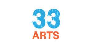 33 Arts alternate logo 1