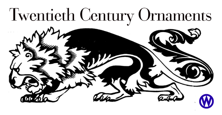 Twentieth Century Ornaments 1
