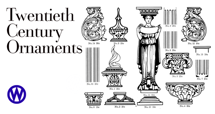 Twentieth Century Ornaments 2