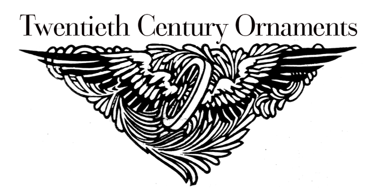 Twentieth Century Ornaments 3
